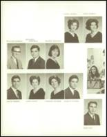1965 George Washington High School Yearbook Page 152 & 153