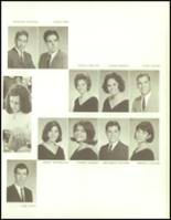 1965 George Washington High School Yearbook Page 154 & 155