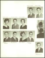 1965 George Washington High School Yearbook Page 156 & 157