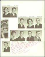 1965 George Washington High School Yearbook Page 158 & 159