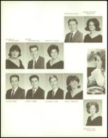 1965 George Washington High School Yearbook Page 160 & 161
