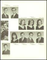 1965 George Washington High School Yearbook Page 162 & 163