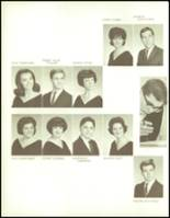 1965 George Washington High School Yearbook Page 164 & 165