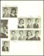 1965 George Washington High School Yearbook Page 170 & 171