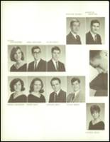 1965 George Washington High School Yearbook Page 172 & 173