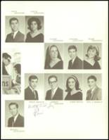 1965 George Washington High School Yearbook Page 174 & 175