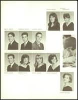 1965 George Washington High School Yearbook Page 176 & 177