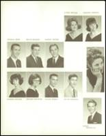 1965 George Washington High School Yearbook Page 180 & 181