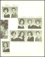 1965 George Washington High School Yearbook Page 182 & 183