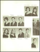 1965 George Washington High School Yearbook Page 184 & 185