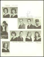 1965 George Washington High School Yearbook Page 186 & 187