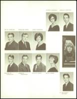 1965 George Washington High School Yearbook Page 188 & 189
