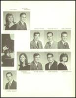 1965 George Washington High School Yearbook Page 194 & 195