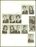 1965 George Washington High School Yearbook Page 208 & 209
