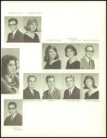 1965 George Washington High School Yearbook Page 210 & 211
