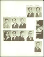 1965 George Washington High School Yearbook Page 212 & 213