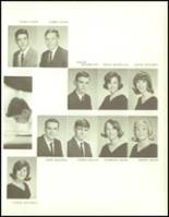 1965 George Washington High School Yearbook Page 214 & 215