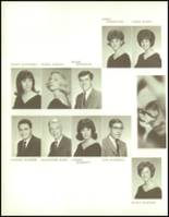 1965 George Washington High School Yearbook Page 216 & 217