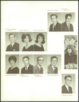 1965 George Washington High School Yearbook Page 220 & 221
