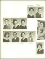 1965 George Washington High School Yearbook Page 224 & 225
