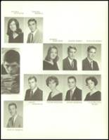1965 George Washington High School Yearbook Page 226 & 227