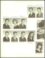 1965 George Washington High School Yearbook Page 228 & 229