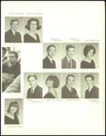 1965 George Washington High School Yearbook Page 230 & 231