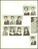 1965 George Washington High School Yearbook Page 236 & 237