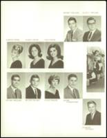 1965 George Washington High School Yearbook Page 240 & 241