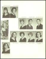 1965 George Washington High School Yearbook Page 242 & 243