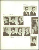 1965 George Washington High School Yearbook Page 248 & 249