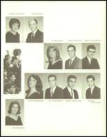 1965 George Washington High School Yearbook Page 250 & 251