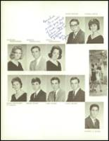 1965 George Washington High School Yearbook Page 252 & 253
