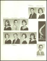 1965 George Washington High School Yearbook Page 256 & 257