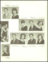 1965 George Washington High School Yearbook Page 258 & 259