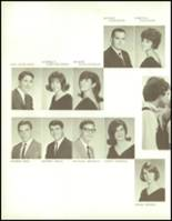 1965 George Washington High School Yearbook Page 260 & 261