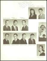 1965 George Washington High School Yearbook Page 264 & 265