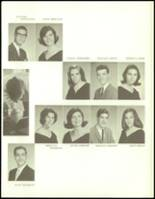 1965 George Washington High School Yearbook Page 266 & 267