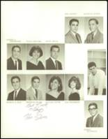 1965 George Washington High School Yearbook Page 268 & 269