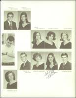 1965 George Washington High School Yearbook Page 270 & 271
