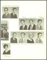 1965 George Washington High School Yearbook Page 274 & 275
