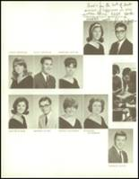 1965 George Washington High School Yearbook Page 276 & 277