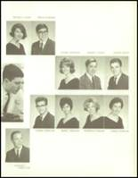 1965 George Washington High School Yearbook Page 278 & 279