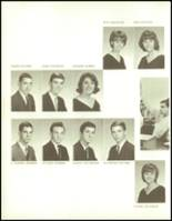 1965 George Washington High School Yearbook Page 280 & 281