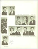 1965 George Washington High School Yearbook Page 282 & 283