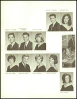 1965 George Washington High School Yearbook Page 284 & 285