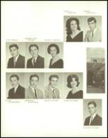 1965 George Washington High School Yearbook Page 288 & 289