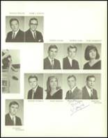 1965 George Washington High School Yearbook Page 290 & 291