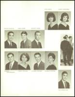 1965 George Washington High School Yearbook Page 292 & 293