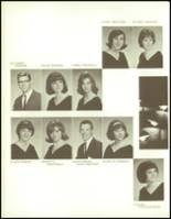 1965 George Washington High School Yearbook Page 296 & 297